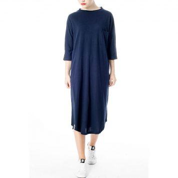 שמלת כיס נייבי