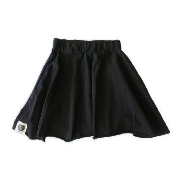חצאית סווינג שחור