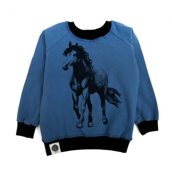 סווטשירט סוס