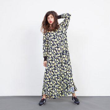 שמלת מקסי לימונדה