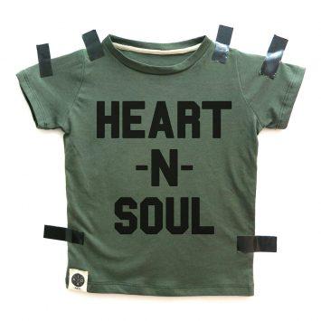 טי  HEART&SOUL