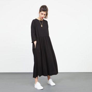 שמלת רוח שחור