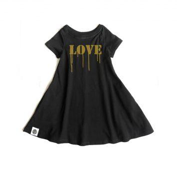 שמלת A לאב