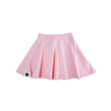 חצאית סווינג ורוד