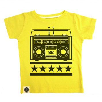 טי היפ הופ | צהוב