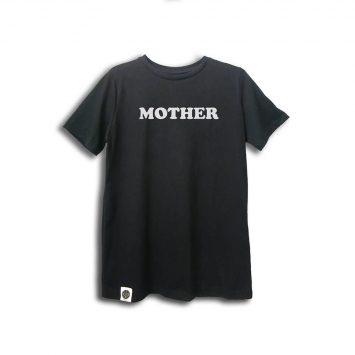 טי נשים MOTHER | שחור