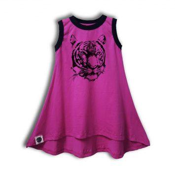 שמלת גופייה טייגר