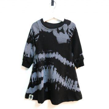 שמלת סווטשירט וואש ילדות