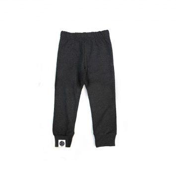 מכנסיים שאני אוהב בייבי | אפור כהה