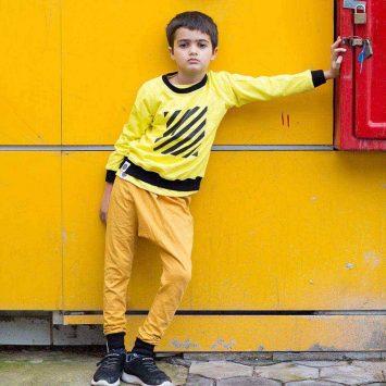 באגי חורף צהוב