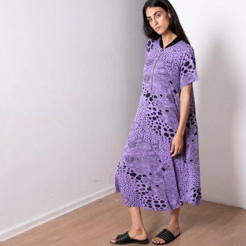 שמלת בומבר לוונדר