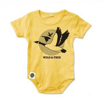 בגד גוף אווזי בר