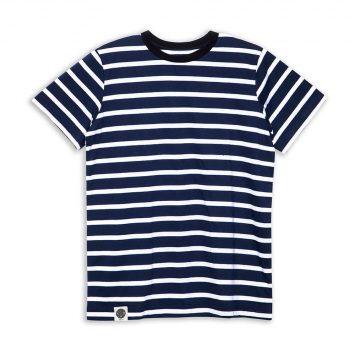 חולצת פסים כמו שצריך | כחול לבן