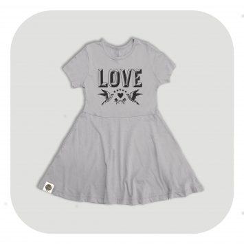 שמלת נסיכה LOVE