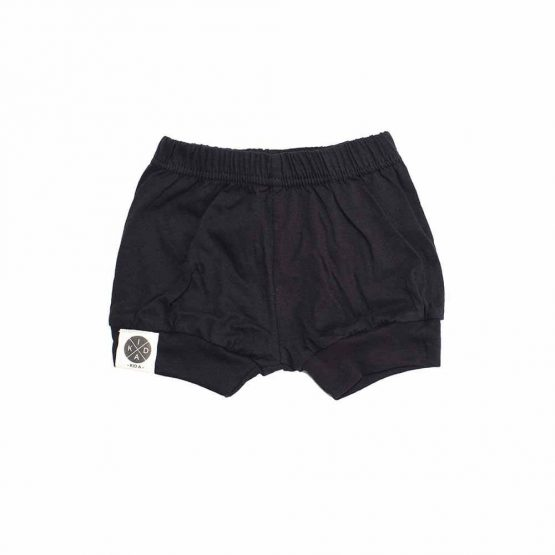 מכנסי בייבי יוגה | שחור