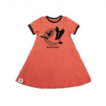 שמלת A אווזי בר