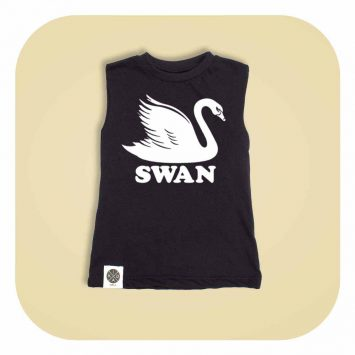 שמלת בייבי סליבלס SWAN