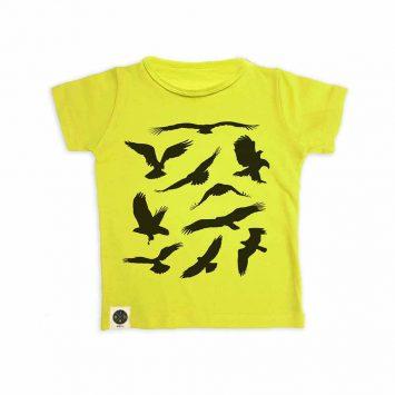 טי ציפורים צהוב
