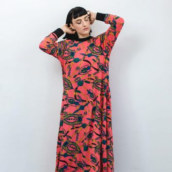 שמלת מקסי אלנבי