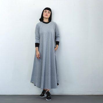 שמלת סווטשירט | מלאנז'