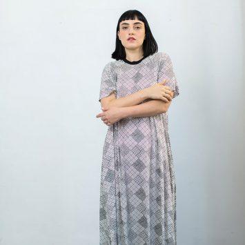 שמלת מקסי איסטנבול