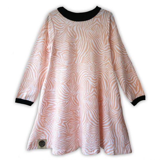 שמלת WILD PINK