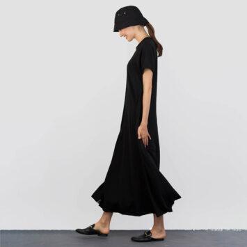 שמלת סווינג 100% כותנה🖤 | שחור | 🔴 PRE ORDER