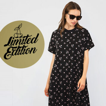 שמלת מקסי נף-נף זִיכְריני 🍒