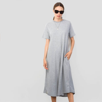 שמלת טי שירט מלאנז'