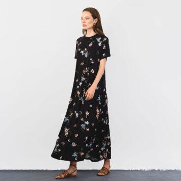 שמלת מקסי טוסקנה
