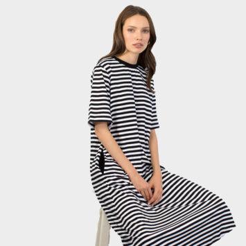 שמלת פסים מושלמת