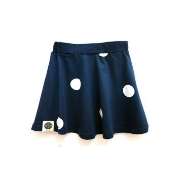 חצאית סווינג עיגולים