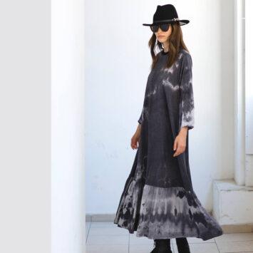 שמלת מקסי נף-נף | מונסטון