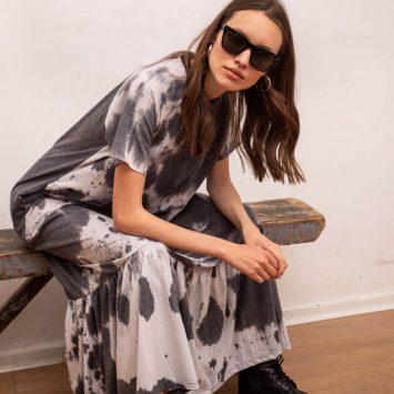 שמלת מקסי נף-נף | מונסטון | 🔴 PRE ORDER