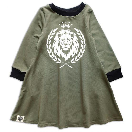 שמלת חורף אריה