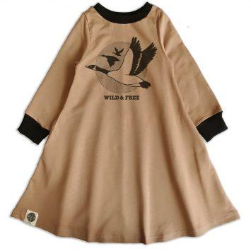 שמלת חורף אווזי בר