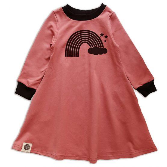 שמלת חורף ריינבו