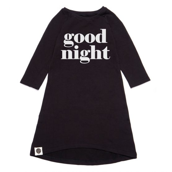 שמלת לילה מקסי GN🌜| שחור