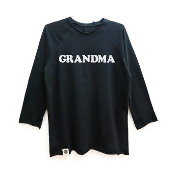 חדש!! טי GRANDMA ארוך