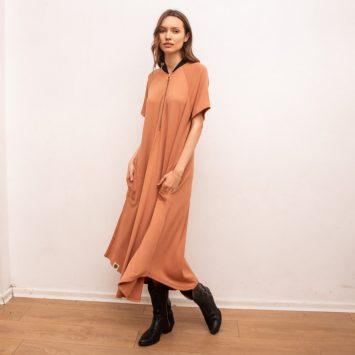 שמלת בומבר | סלמון
