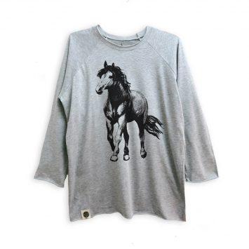 טי סוס ארוך