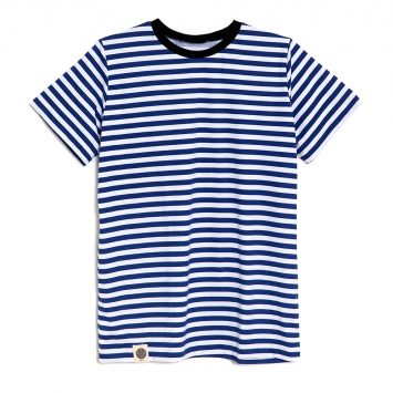 חולצת פסים כמו שצריך | כחול