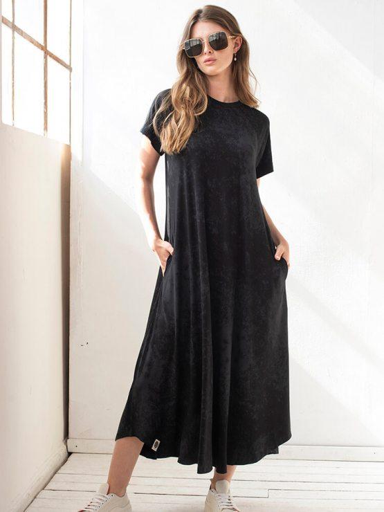 שמלת מקסי אסיד