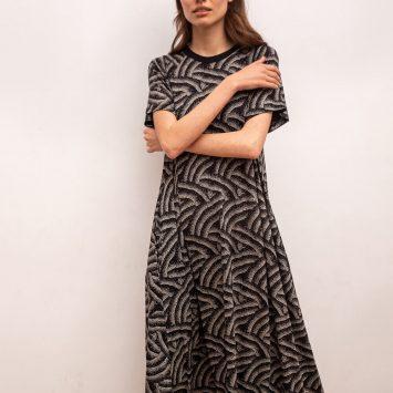 שמלת מקסי אליס
