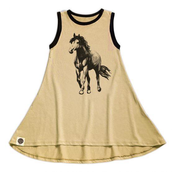 שמלת גופיה סוס