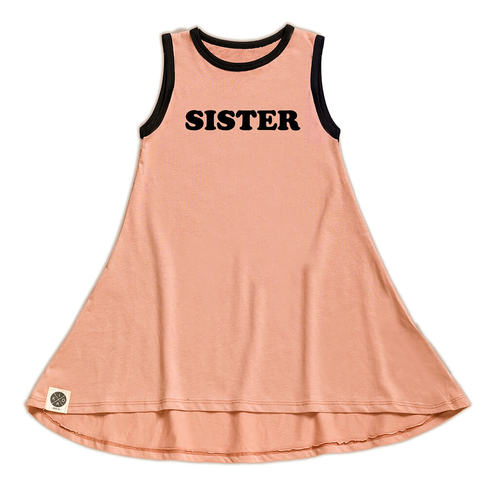 שמלת גופיה SISTER