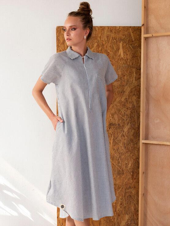 שמלת כיס | פסים