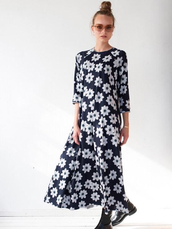 שמלת סווינג אוהב לא אוהב